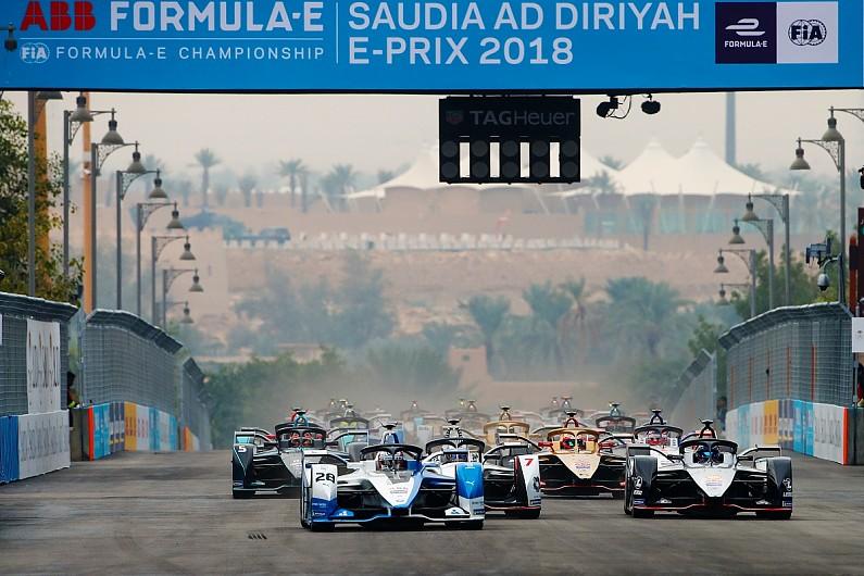 "First Formula E night race in Saudi Arabia a ""possibility"" for 2019"