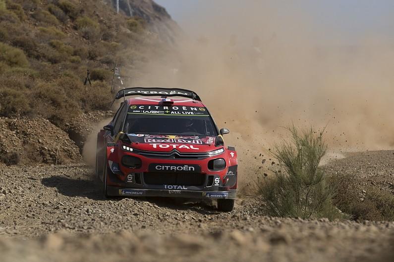 Rally Turkey: Ogier seals vital win as Tanak/Neuville drop points