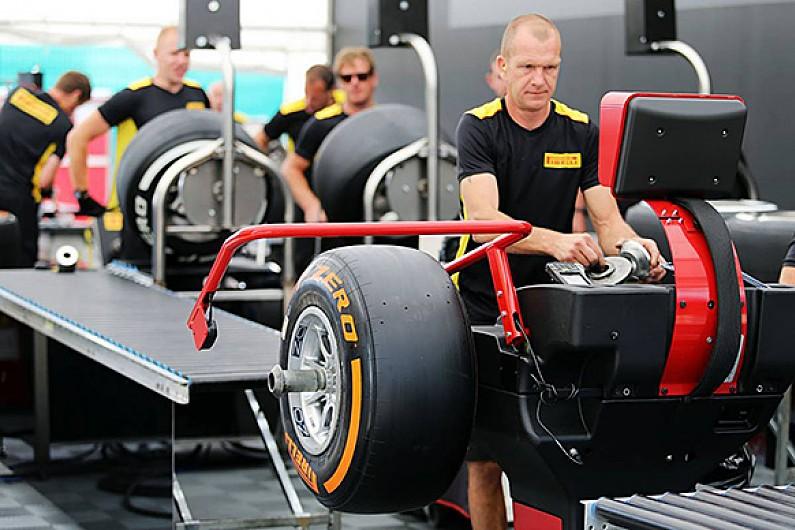 70ac1b8ef15a2 Pirelli to test 18-inch tyres in Silverstone Formula 1 test - F1 - Autosport