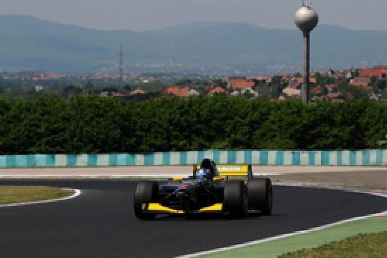 Hungaroring Auto GP: Vittorio Ghirelli carries dominant form to pole