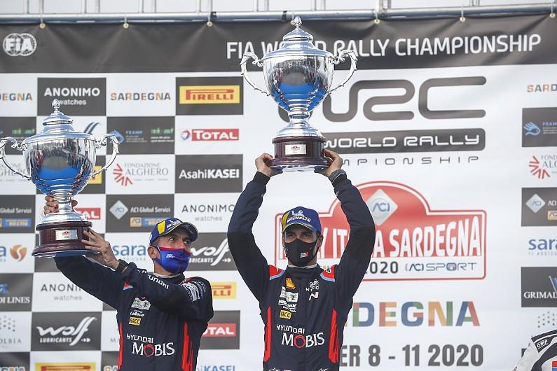 Sordo keeps Rally Italy win despite post-event WRC scrutiny failure - Motor Informed