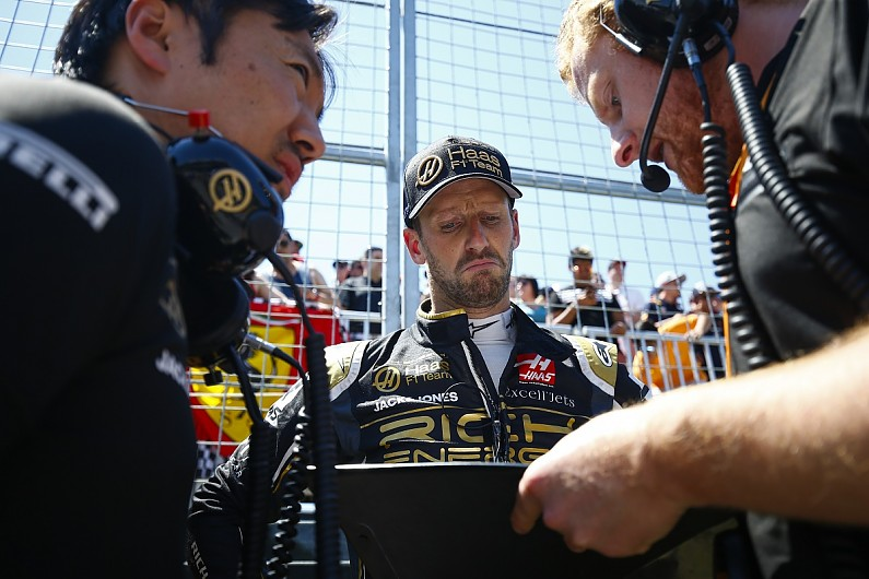 Shifter kart run reiterated Formula 1's flaws to Romain Grosjean