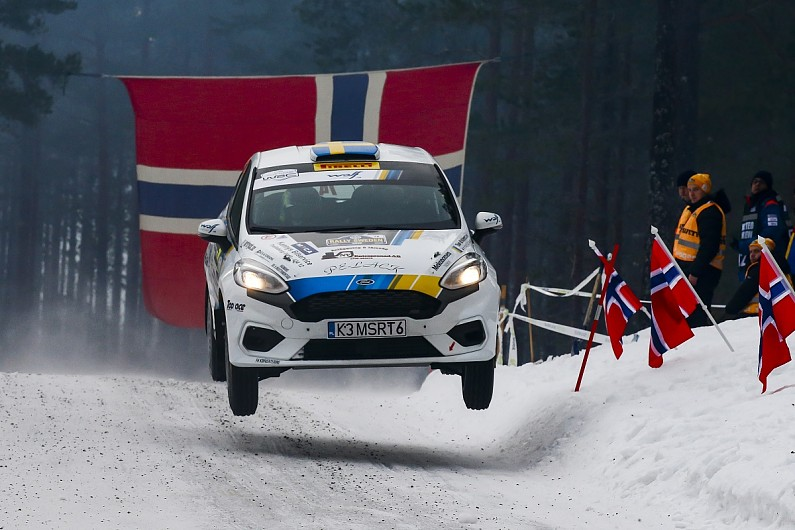 The Overnight Work That Saved Junior Wrc S Season Opener In Sweden