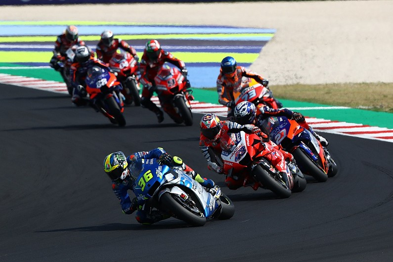 "Mir's Misano podium run ""overconfidence"" from maiden MotoGP rostrum in Austria - Motor Informed"