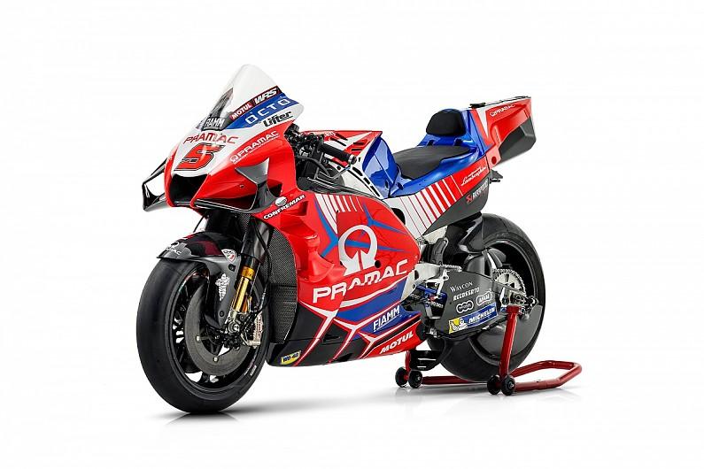 Ducati satellite team Pramac unveils new MotoGP livery for 2021 - Motor Informed