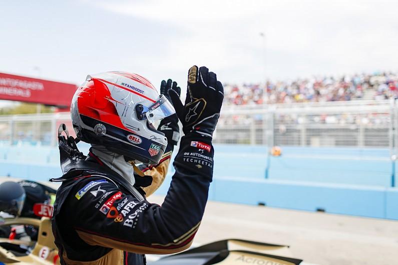"""Vergne """"trying to survive"""" Formula E damage in da Costa delay"""