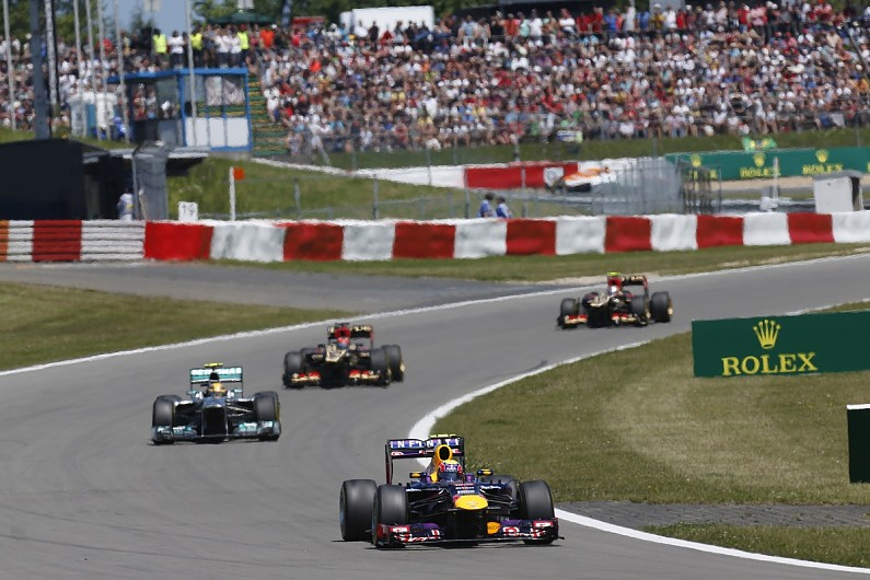 Nurburgring set to sell 20,000 tickets for F1 Eifel GP - Motor Informed