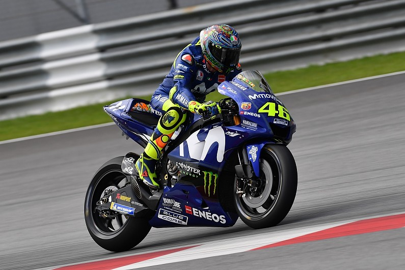 Sepang Motogp Test Rossi Says Yamaha Already Doing Better Than 17
