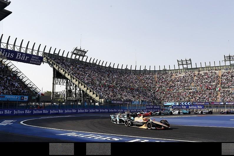 Piquet and Vergne disagree over huge Mexico City Formula E crash