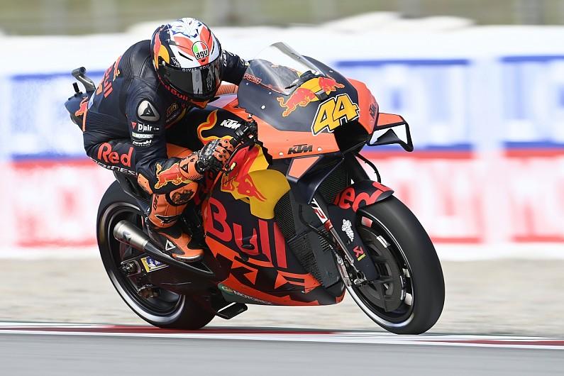 Catalan MotoGP down to