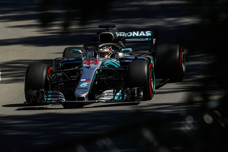 F1 stuck in 'Stone Age' compared to NFL and football - Lewis