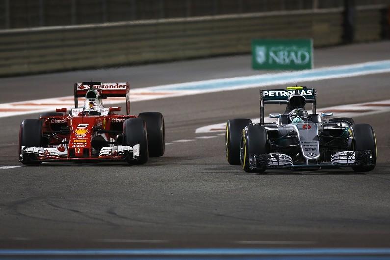 Ferrari letter prompts row over 2017 Formula 1 suspension