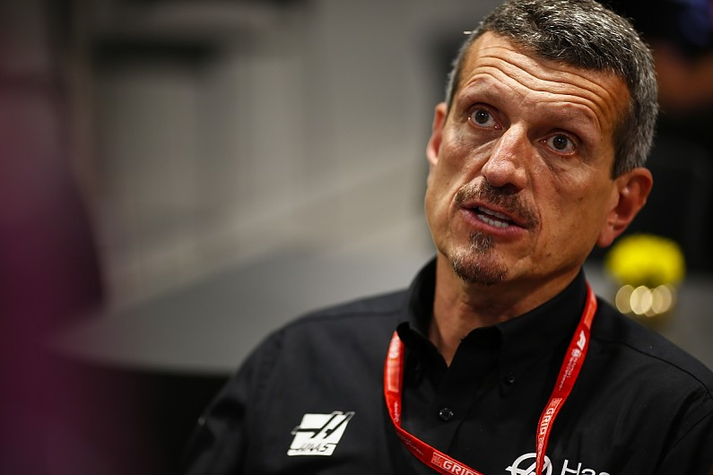 Haas boss Steiner called to Japanese GP stewards for Sochi comments