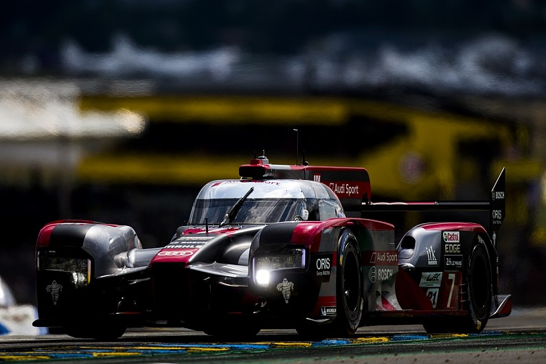 penske approached audi to run lmp1 cars at le mans 24