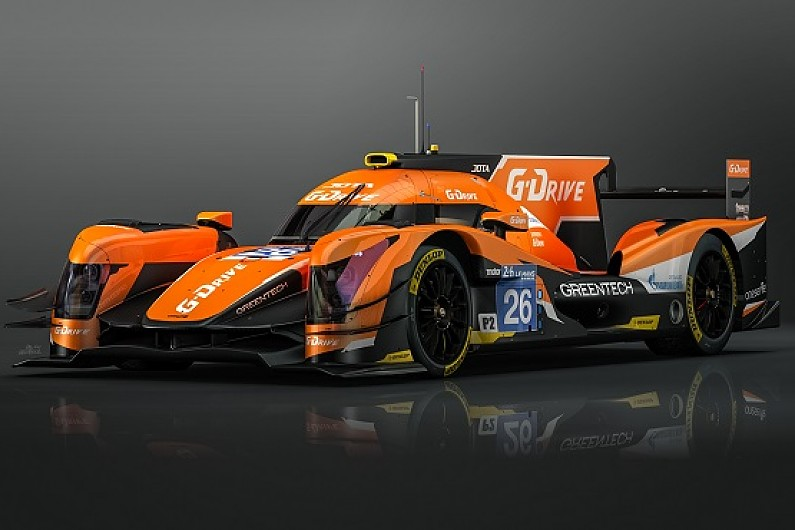jota team links up with g drive for wec and elms lmp2 campaigns wec autosport. Black Bedroom Furniture Sets. Home Design Ideas