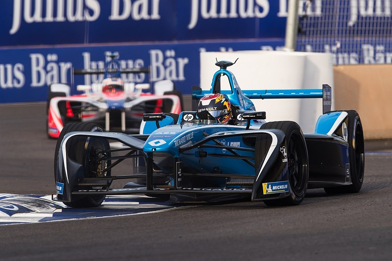 Buemi: Fanboost issue contributed to Marrakech Formula E defeat