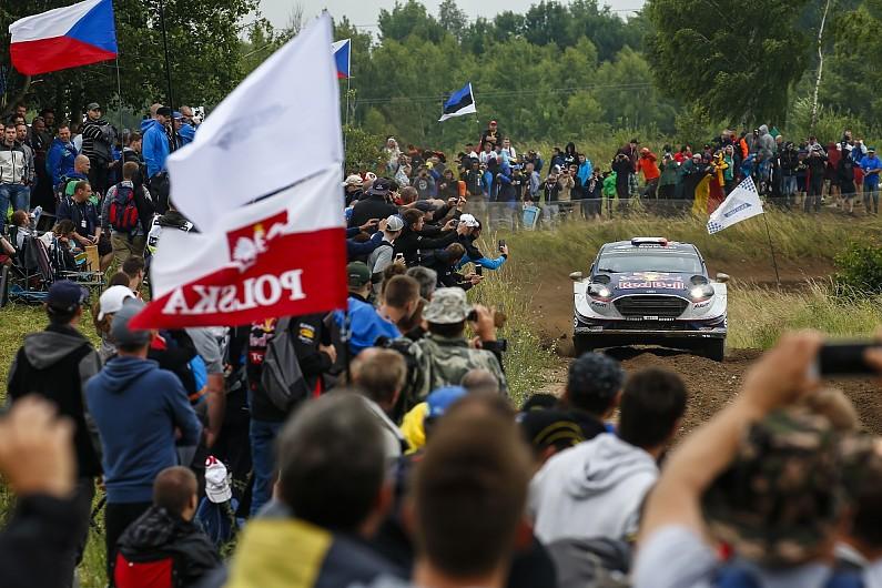 [WRC] 土耳其顶替波兰进入2018赛季赛历