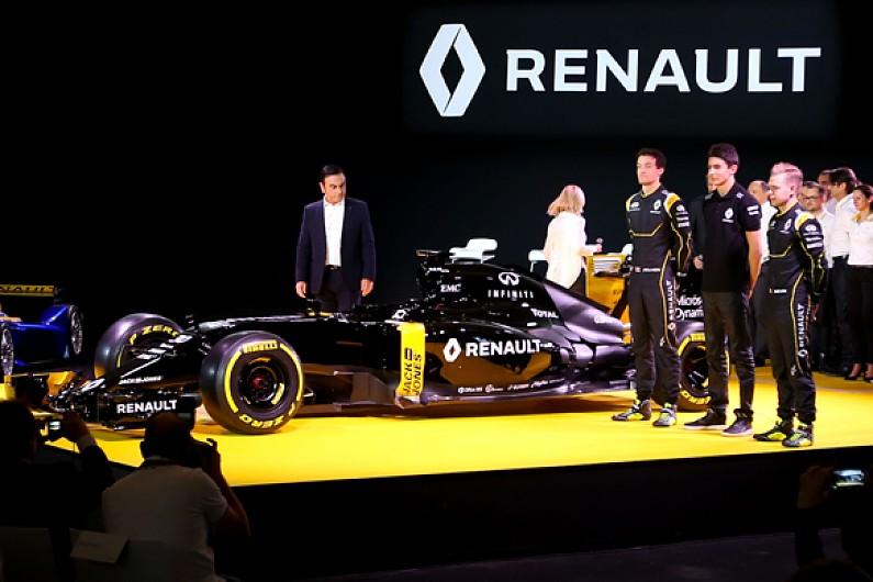 renault launches its 2016 formula 1 project f1 autosport. Black Bedroom Furniture Sets. Home Design Ideas
