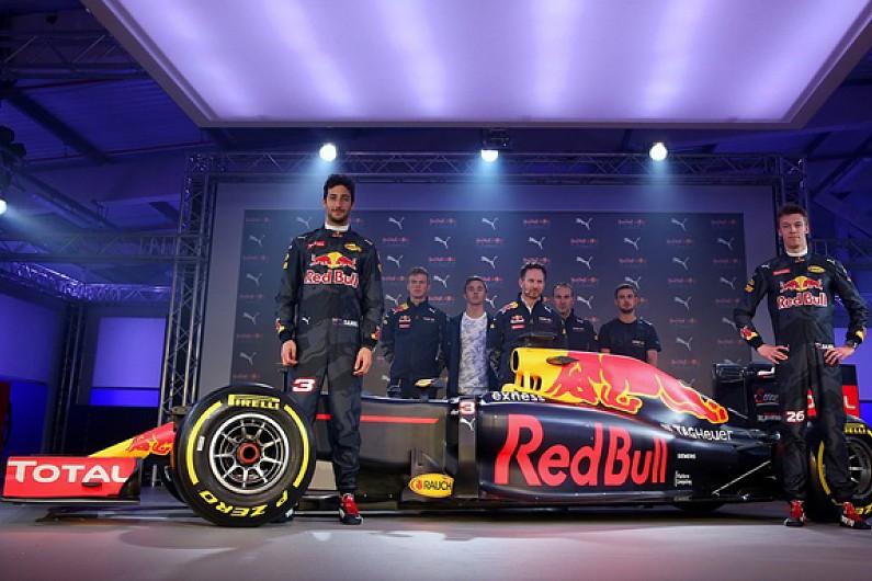 Αποτέλεσμα εικόνας για FORMULA 1 Red Bull presentation 2018