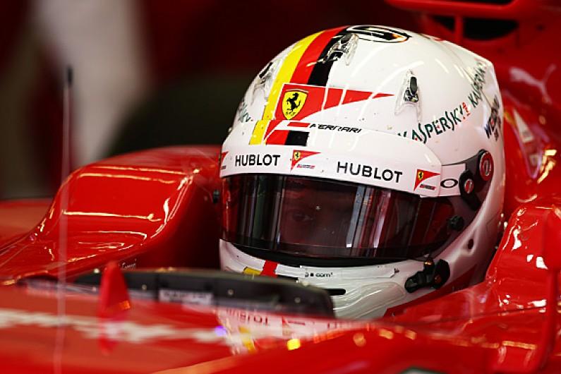Sebastian Vettel may defy F1 ban on changing helmet designs - F1 - Autosport