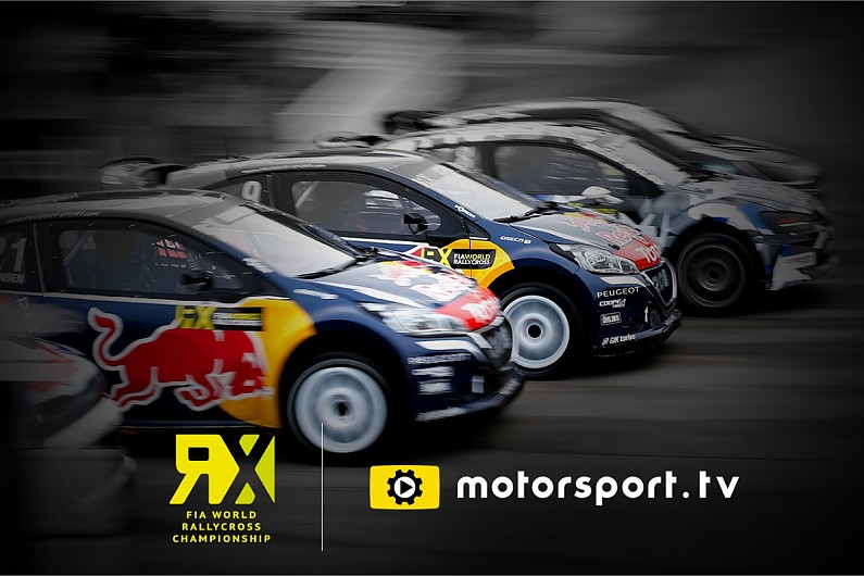 world rallycross championship to be shown on in uk world rallycross autosport. Black Bedroom Furniture Sets. Home Design Ideas