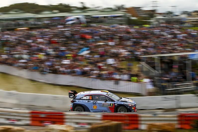 [WRC] 若赛历扩充,赛程可缩减为2天