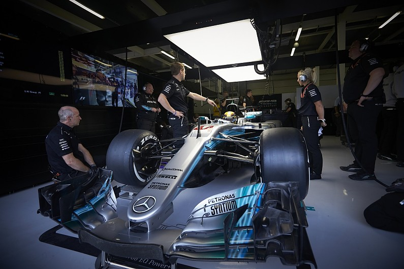 Mercedes Has Switched To Safer F1 Gearbox Spec After Baku