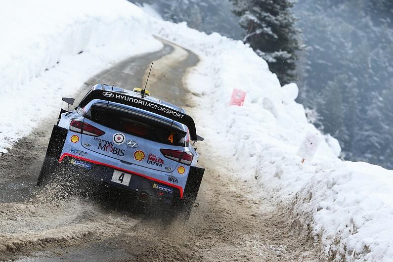 [WRC] 现代:没有必要对蒙特卡洛的失利而慌张