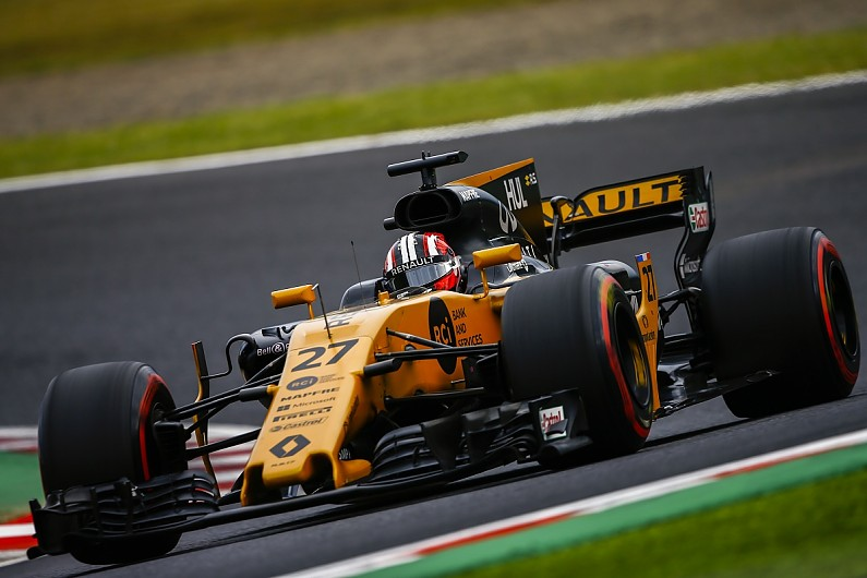 2018 renault f1 engine. plain 2018 renault trialling 2018 development parts for its f1 engine in us gp   autosport for renault f1 n
