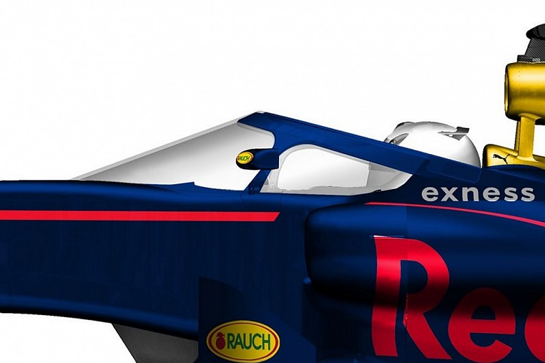 Red Bull releases images of its F1 cockpit canopy concept - F1 - Autosport  sc 1 st  Autosport & Red Bull releases images of its F1 cockpit canopy concept - F1 ...