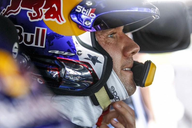 [WRC] 奥吉尔留守M-Sport车队
