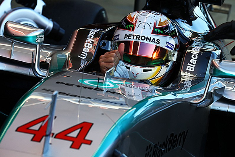 Champion Lewis Hamilton Rejects As Irrelevant And Keeps