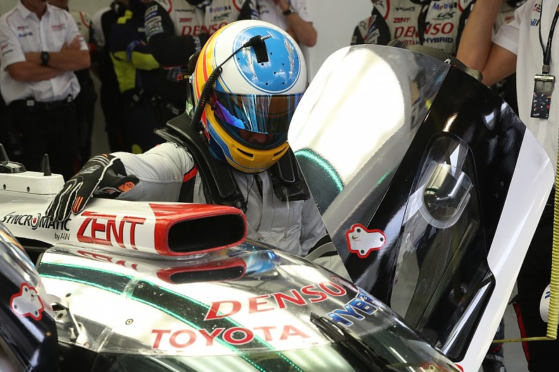 Le Mans 24 Hours: Fernando Alonso to make debut with Toyota