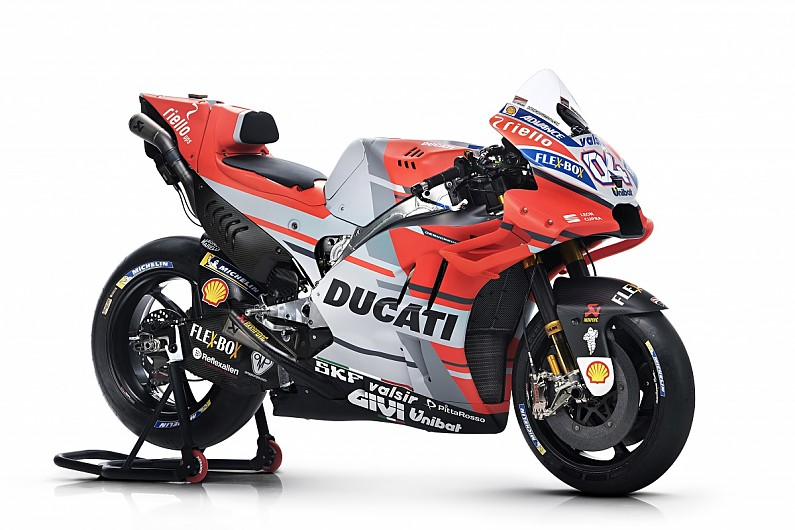 Ducati Motogp Launch 2018 Livery Revealed In Italy