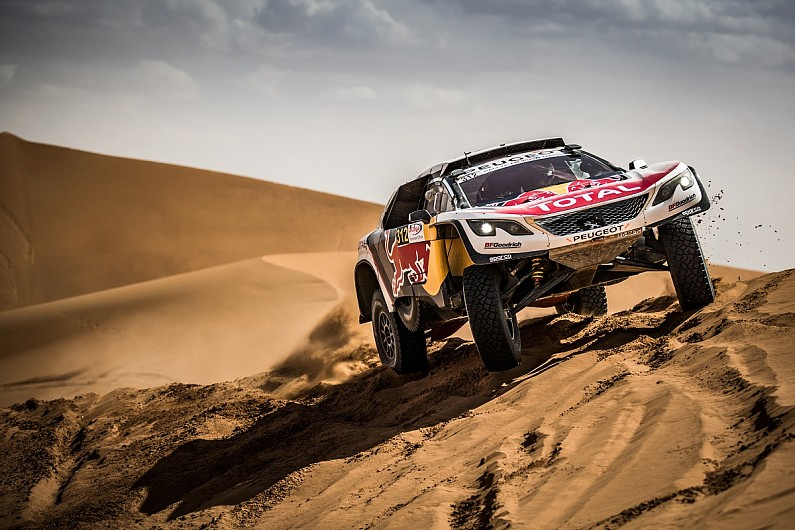 peugeot dakar programme to stop after 2018 rally dakar autosport. Black Bedroom Furniture Sets. Home Design Ideas