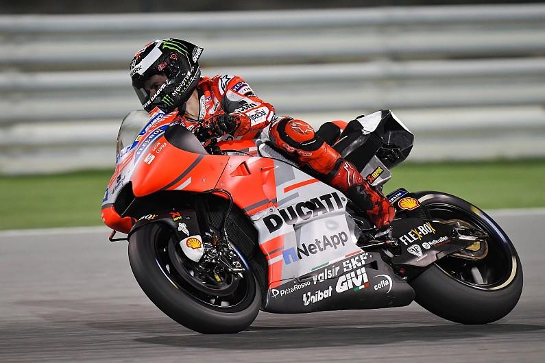 2018 Ducati MotoGP bike 'doesn't feel natural' for Jorge Lorenzo yet - MotoGP - Autosport
