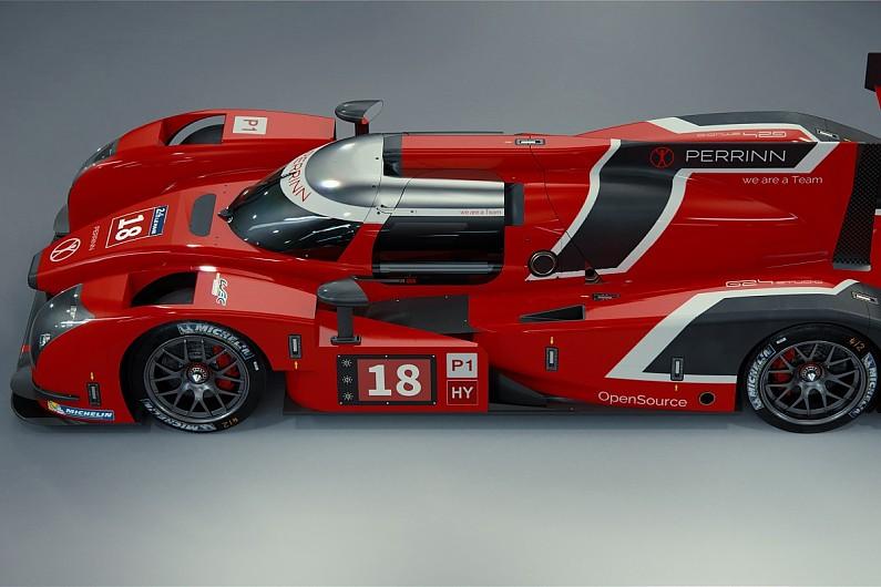 Cloud B Race Car