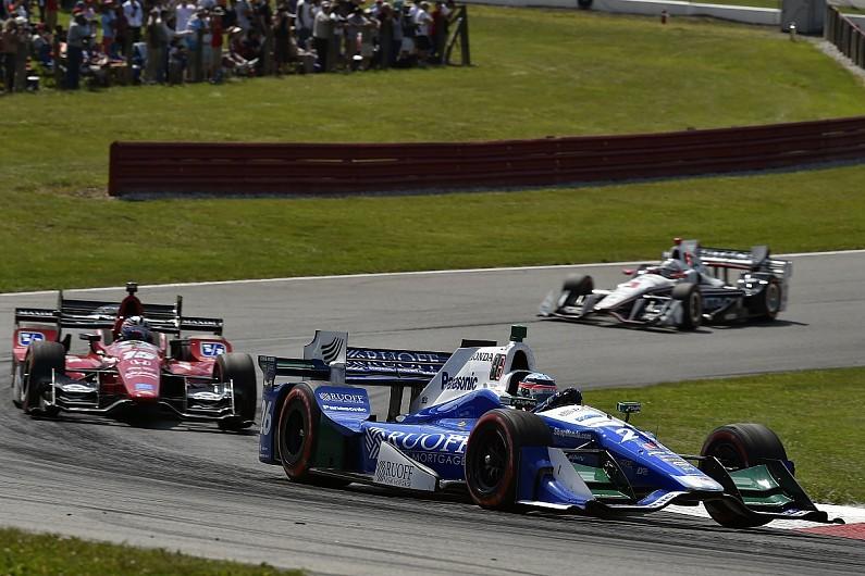 [IndyCar] 本田反对引入混合动力引擎