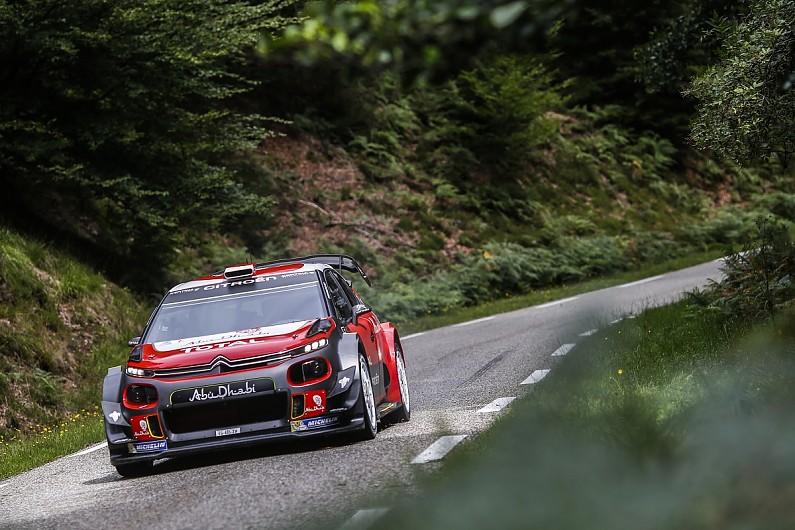 [WRC] 勒布可能为雪铁龙参加蒙特卡洛拉力赛
