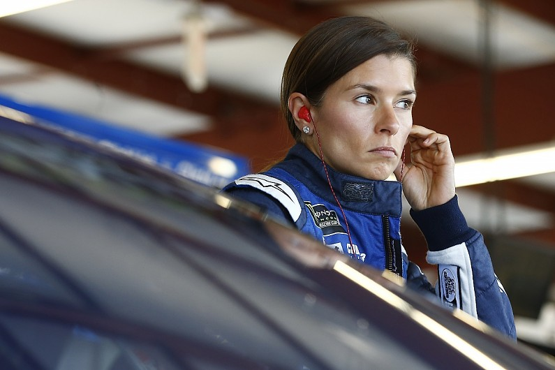 [NASCAR] 丹妮卡·帕特里克:除了纳斯卡,我哪儿也不去