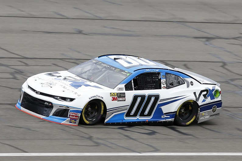 Earnhardt and StarCom NASCAR Cup team split after five rounds
