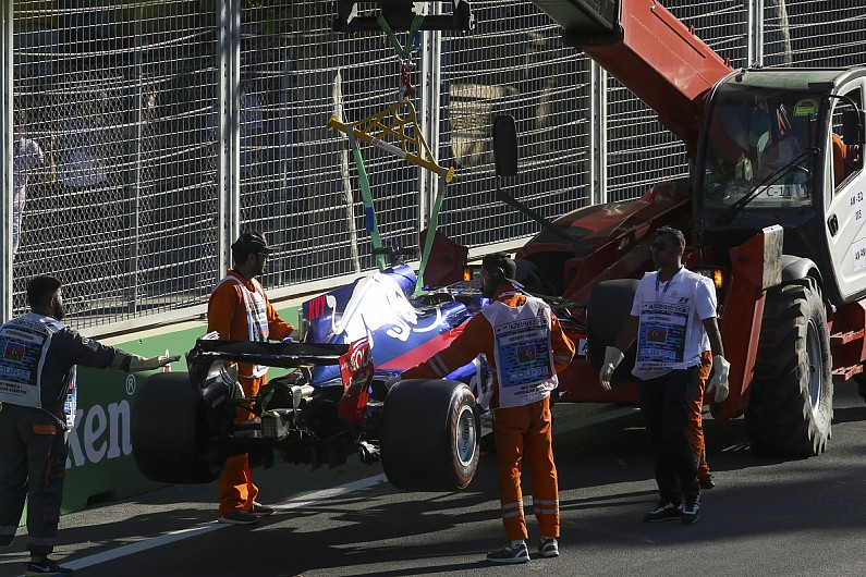 Toro Rosso car failures not allowing Kvyat to show F1 potential - F1 ...