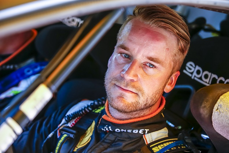 [WRC] 奥斯博格愿意下赛季降级参加WRC2组