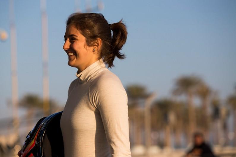 Tatiana Calderon moves from F3 to GP3 with Arden - GP3 - Autosport