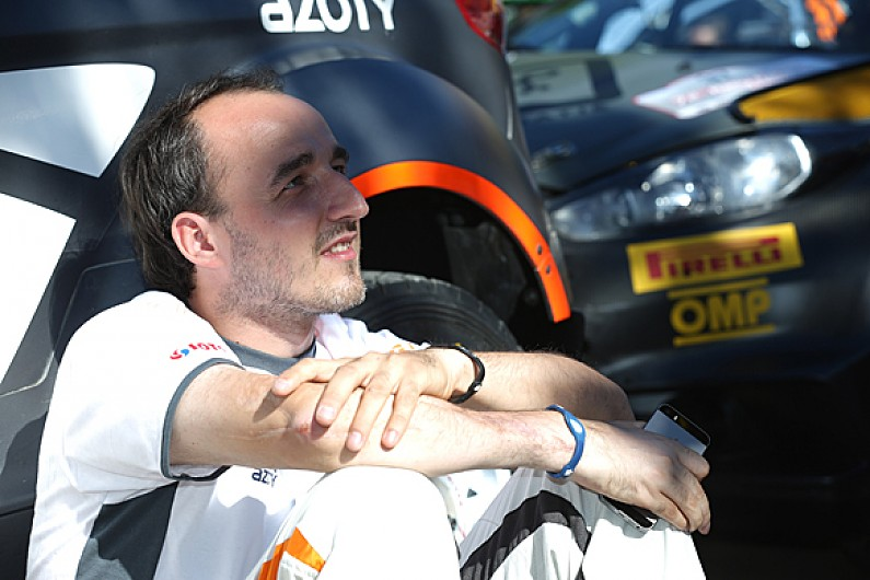 Ex F1 Driver Robert Kubica Set To Exit Wrc After Monte