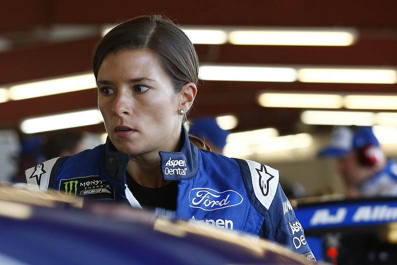 [NASCAR] SHR车队老板认为丹妮卡下赛季可能重返IndyCar