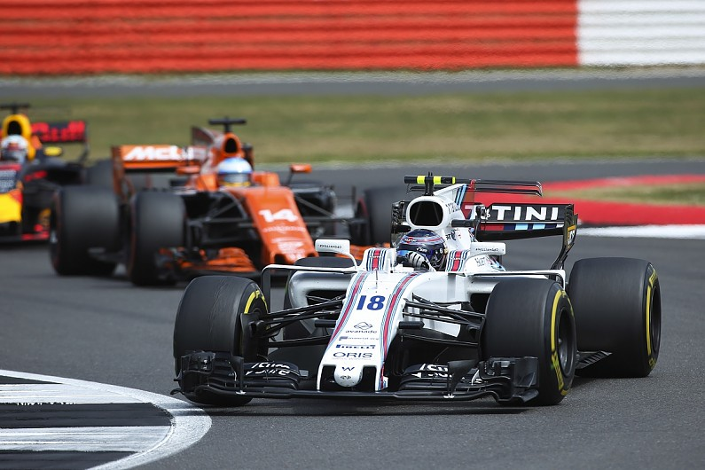 could fernando alonso join williams for the 2018 formula 1 season f1 autosport. Black Bedroom Furniture Sets. Home Design Ideas