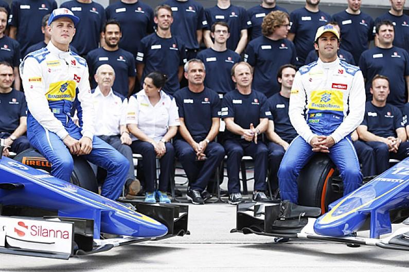 Sauber F1 team retains Nasr and Ericsson for 2016 - F1 - Autosport
