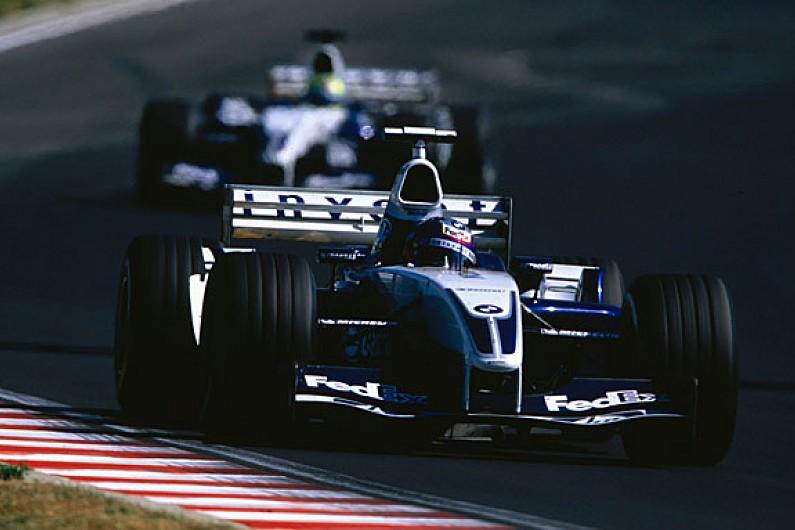 Montoya precede Ralf Schumacher in Ungheria. autosport.com