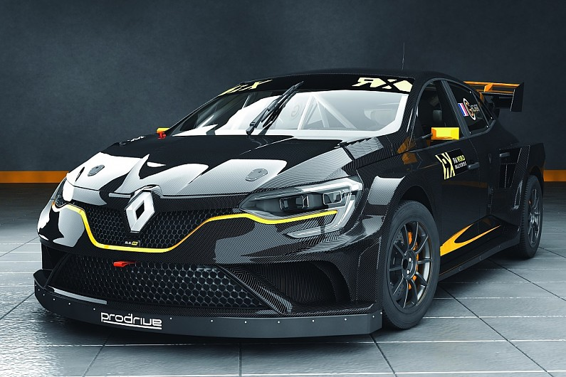 renault clio 5 2018. delighful 2018 share this article on facebook twitter linkedin google email prodrive is  building a renault megane  in renault clio 5 2018